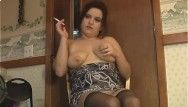 Smokin Haunch Highs Low Angle - Alhana Winter - Vidéo Vintage Rottenstar