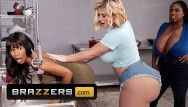 Brazzers - sexy 3some with jenna foxx, julie specie maserati