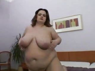 Bbw with short hair and large whoppers