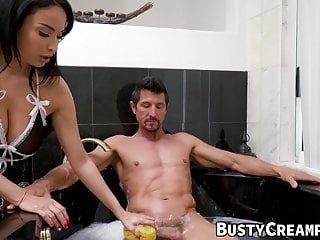 Anissa kate is a girl who just likes getting anally screwed